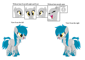 Will O' Wisp's reference sheet by xx-Chanour
