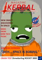 Kerbal Space Program Magazine by Nathican