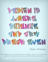 Design is.. by Arifismyname