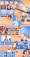 [MAL Profile Layout] Noragami by NA-KO