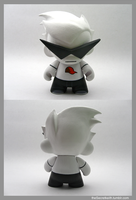 Dirk Strider Munny by sparr0