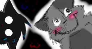 Iscribble Colab unfinished 2 by sabermist3