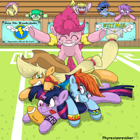 Sport Is Magic by phyrexianrevoker
