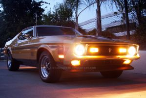 Mach 1 Low Light by Stangace20