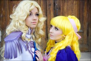 The Rose of Versailles by SAlbi
