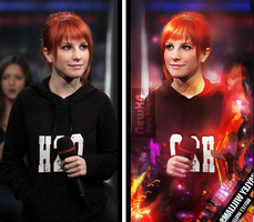 Hayley Williams by NewX4