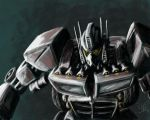 Gunmetal Optimus by BenjaminGalley