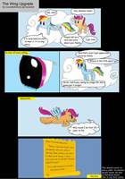 MLP:FIM The Wing Upgrade by ILovesMyMommy