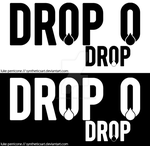 Drop Logo by SyntheticsArt
