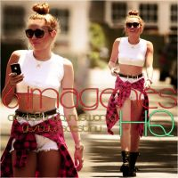 Miley Cyrus Candid OO2 by DestinyCyrusWorld