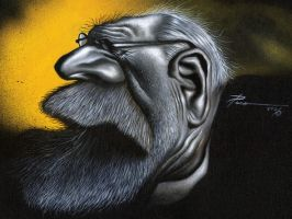 Freud by PacoCartoon