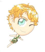 Peter Pan Chibi by samyo123