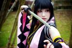 Chizuru Yukimura Cosplay - ready to fight by Natsumi-angel