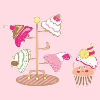 Cupcake Couture by hadriabeth