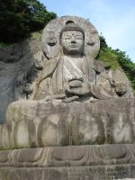 Japan - giant Buddha 2 by Sitara-LeotaStock