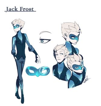 Jack Frost by Lanmana