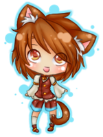 Chibi Koumi by Sweeneyluva