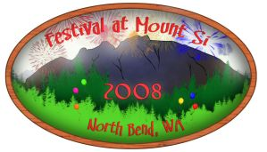 Festival at Mount Si Logo by tcw295