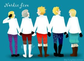 APH Nordic five by MaryIL
