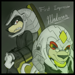 First Impressions by MarillMatey