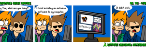 EWGUESTCOMIC No. 79 - Virus by SuperSmash3DS