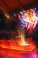 Abstract Lights 1 by FilipR8