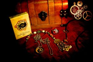 ElysiumBestCostume Pirate Loot by turnerstokens