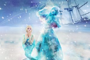 Frozen - Act of True Love by nyaomeimei