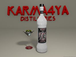 Karma4ya Vodka by VickyM72