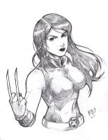 X23 sketch by Badong09