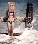 The Swimmer by Towati