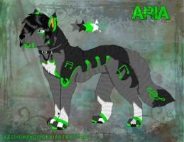 Aria Ref by MonsoonWolf