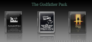 The Godfather Pack by manueek