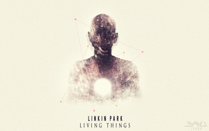 Linkin Park Living Things Wallpaper by JyakuDesigns