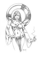 Sorceress by MitchFoust