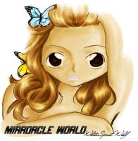 .:Mirrorcle World:. by WhiteSpiritWolf
