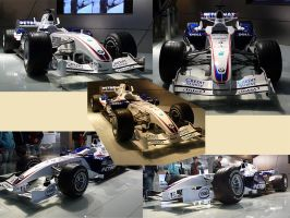 Formula 1 BMW by two-ladies-stocks