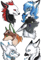 headshot gifts by RedMoon97