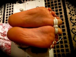 My Soles are Helpless to your spider fingers by Randallpink666