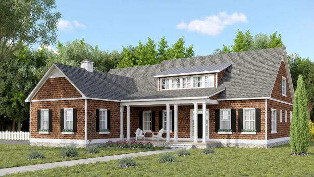 Block Island Rendering by zodevdesign