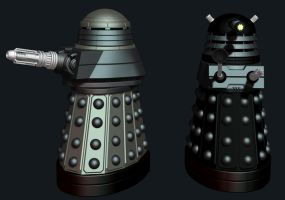 New Dalek Paradigm Supplement by Librarian-bot
