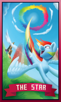 We Love Fine Contest: The Star by Pixel-Prism
