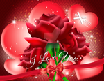 Valentine's Day 2013 Wishing Card 03 by ExoroDesigns
