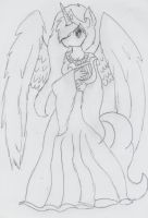 Princess Zelestia by BiaApplePie