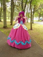 My little pony Gijinka Amecon 2012 by Lady-Avalon