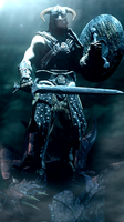 Paving the road to Sovngarde by guywiththesuitcase