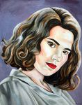 Agent Peggy Carter by PDJ004
