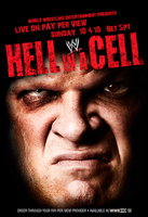 WWE Hell In A Cell 2010 by Rzr316