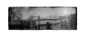 Tower Bridge by Veniamin