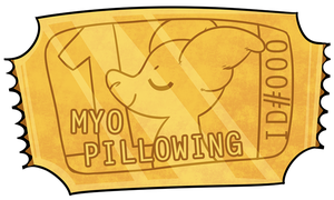 MYO Pillowing Donation Event (CLOSED) by CloverCoin